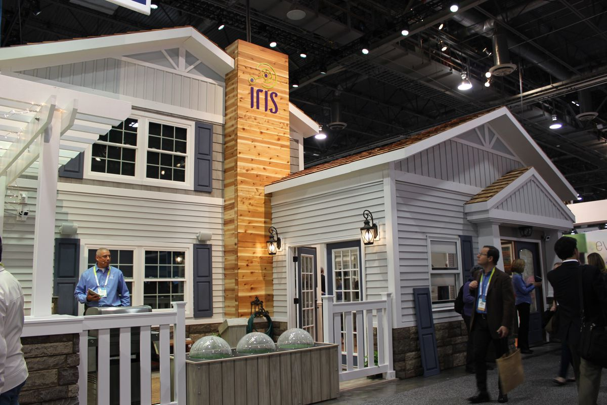The smart home was a big topic at this year's CES.