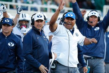 BYU Cougars vs Michigan State Spartans Game Coverage ...