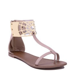 """The trendy local chain Akira has a footwear store [1849 West North Avenue] that's currently stocked with summery sandals. The whole, dizzying selection is available for your at-work perusal <a href=""""http://www.shopakira.com/categories/Shoes/"""">online</a>,"""