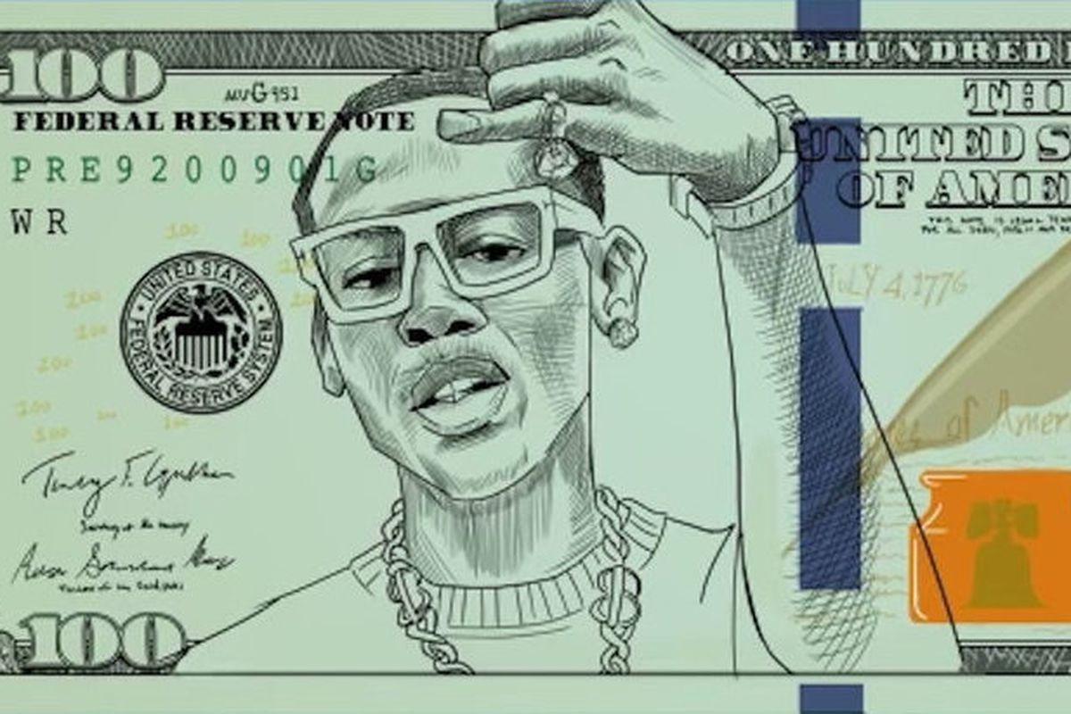 """Young Dolph and Paper Route Empire's """"Blu Boyz"""" artwork"""