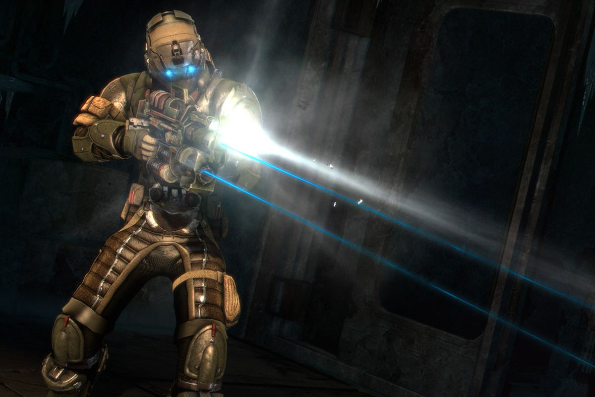 Dead Space 3 For Kinect Has Secret Expletive Triggered Commands