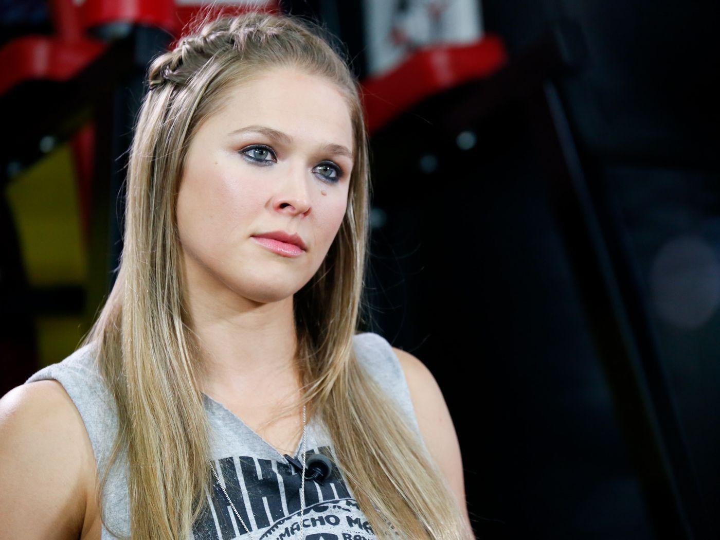 Ronda Rousey won't close door on UFC return despite WWE move - MMA Fighting