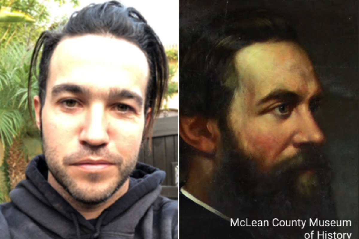 The Google Arts and Culture app will show you your painting doppelganger