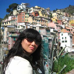 """""""From exploring a creepy-ass abandoned hotel in a tiny hillside town above Lake Como to landing the best seat in the house (complete with sunset views) at a seafood resto in Cinque Terre, my honeymoon in Italy takes the cake for my most dreamiest vacay. A"""