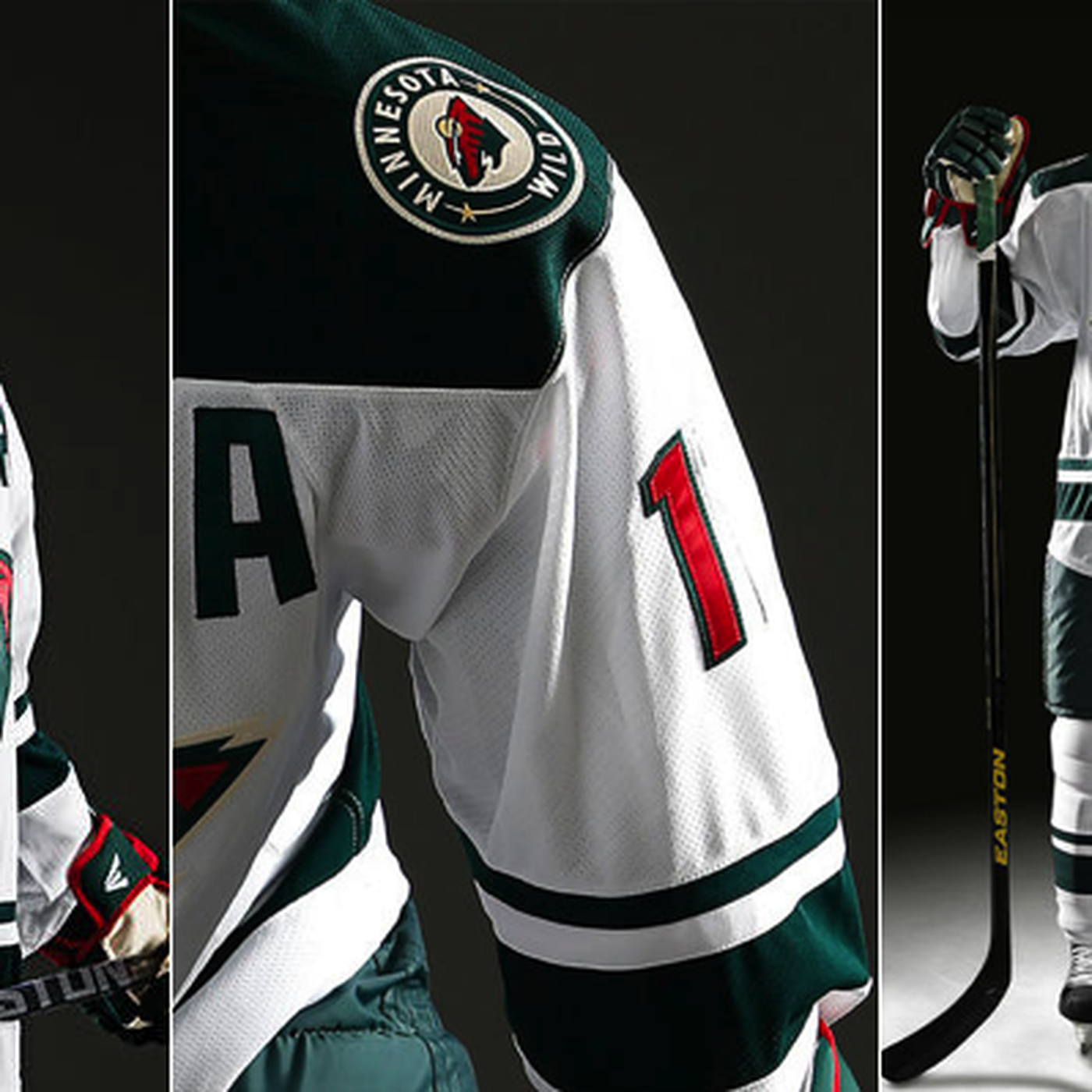 Wild s new road jerseys leak - SBNation.com 1fed21511