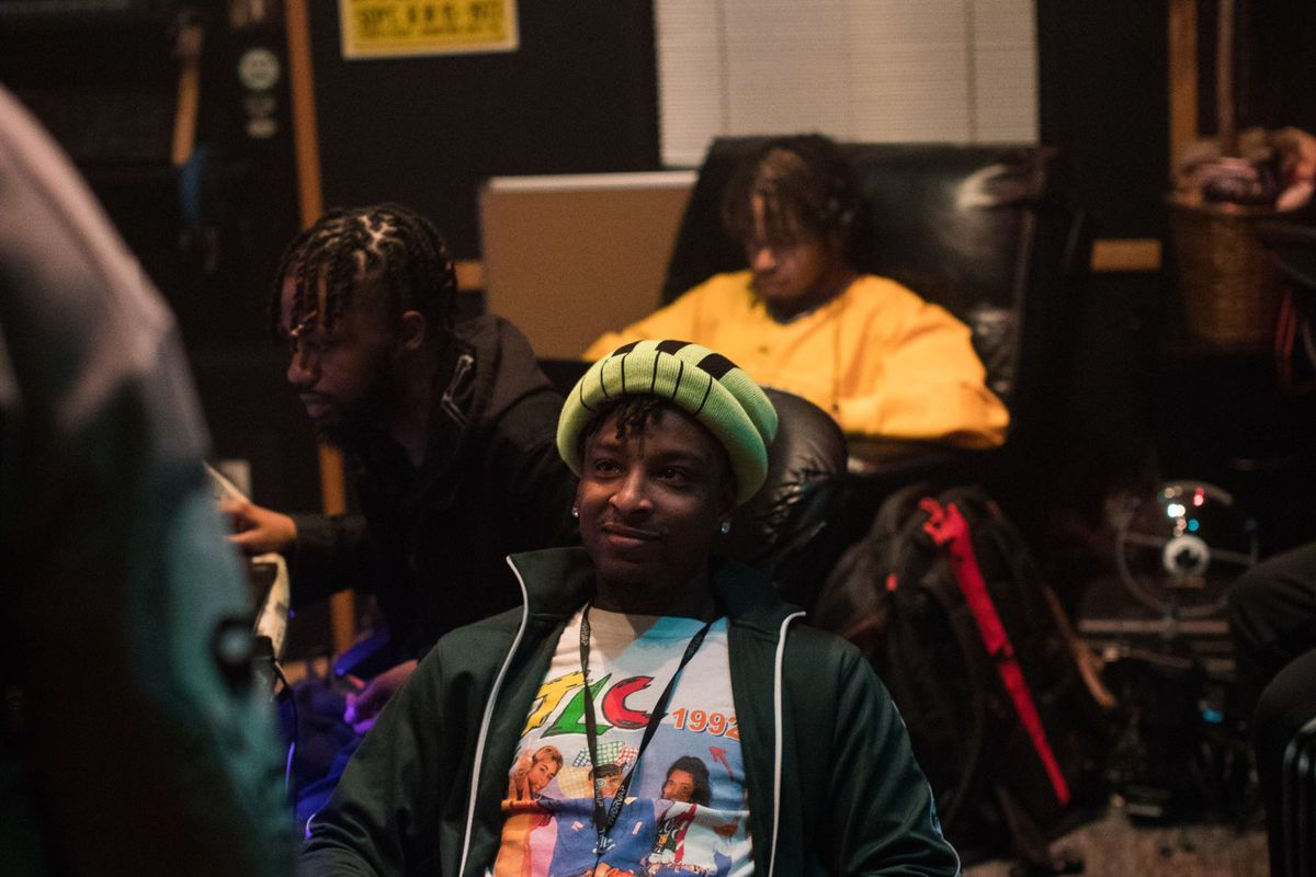 studio sessions producer kid hazel takes us inside the making of 21 savage s i am i was album revolt studio sessions producer kid hazel