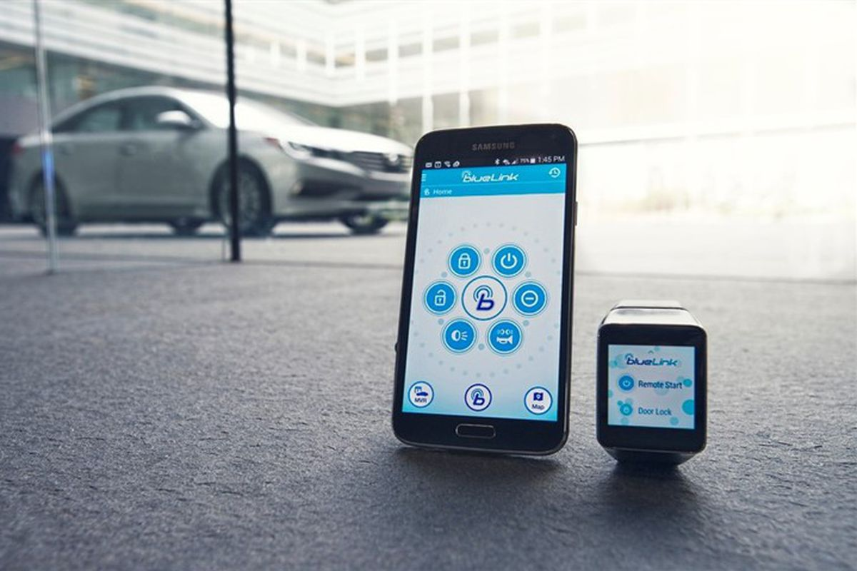 Remote Car Starter App >> Hyundai Will Let You Start Your Car With An Android Wear Watch The
