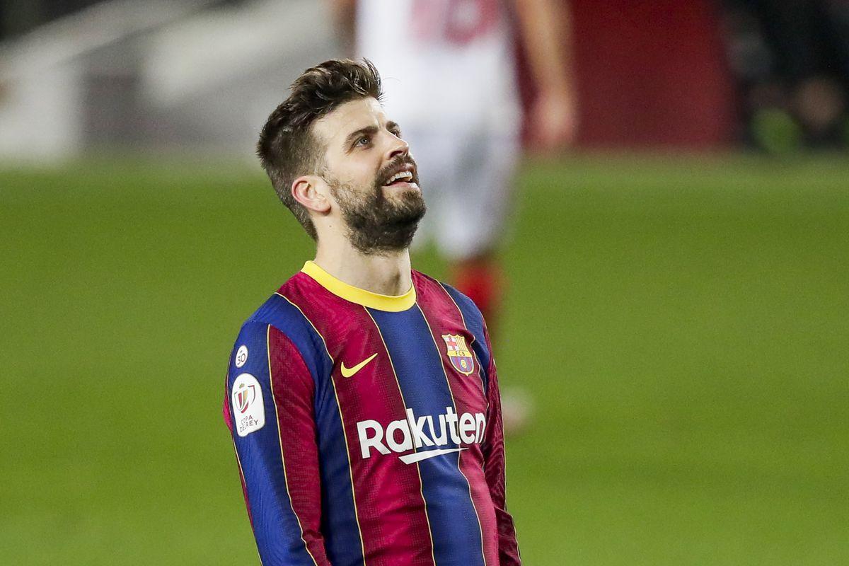 FC Barcelona v Sevilla - Spanish Copa del Rey