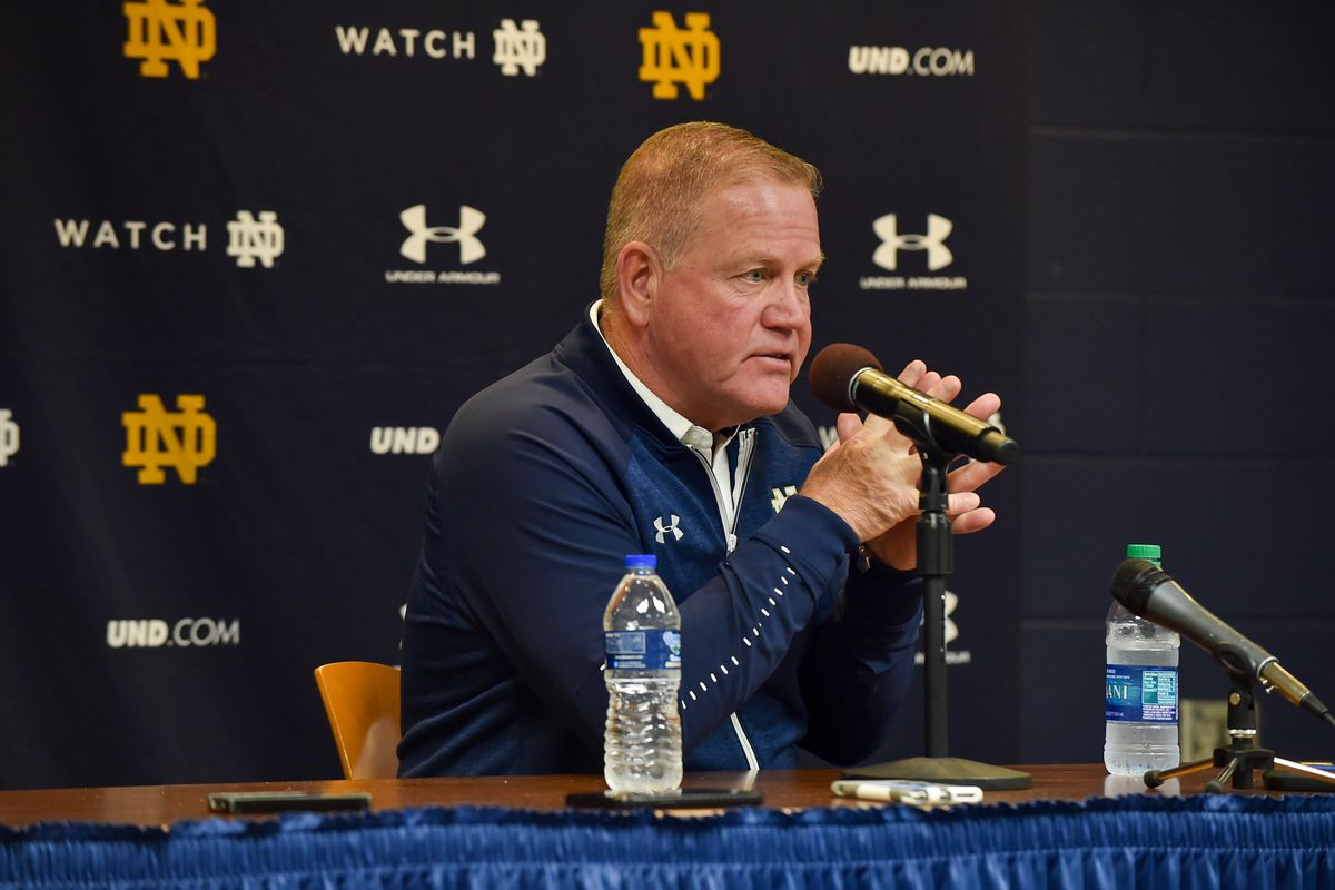 Notre Dame Football: Recapping Brian Kelly's Sunday's teleconference