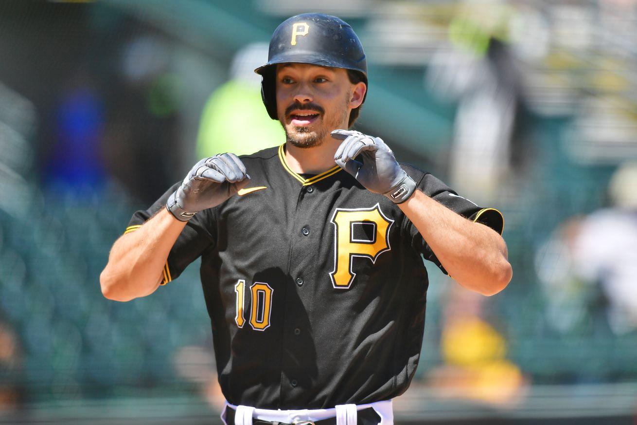 Tampa Bay Rays v Pittsburgh Pirates