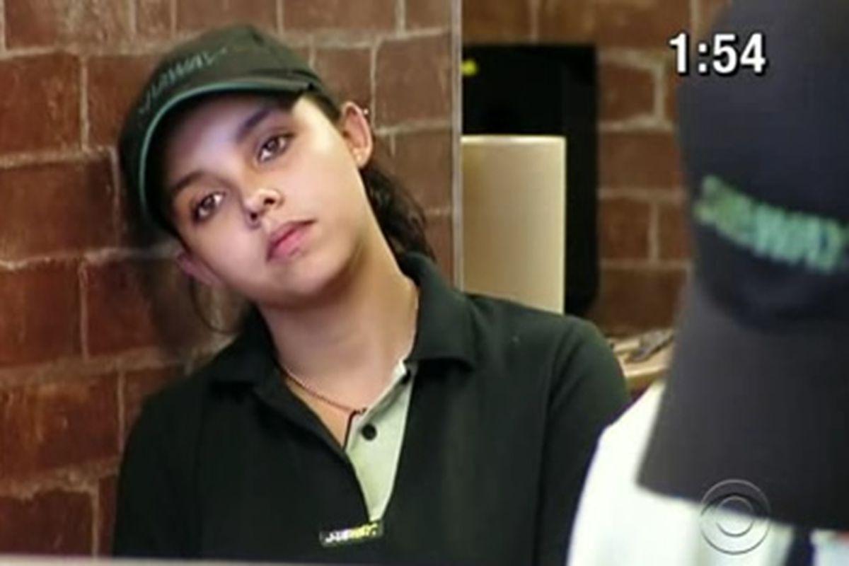 undercover boss subway episode