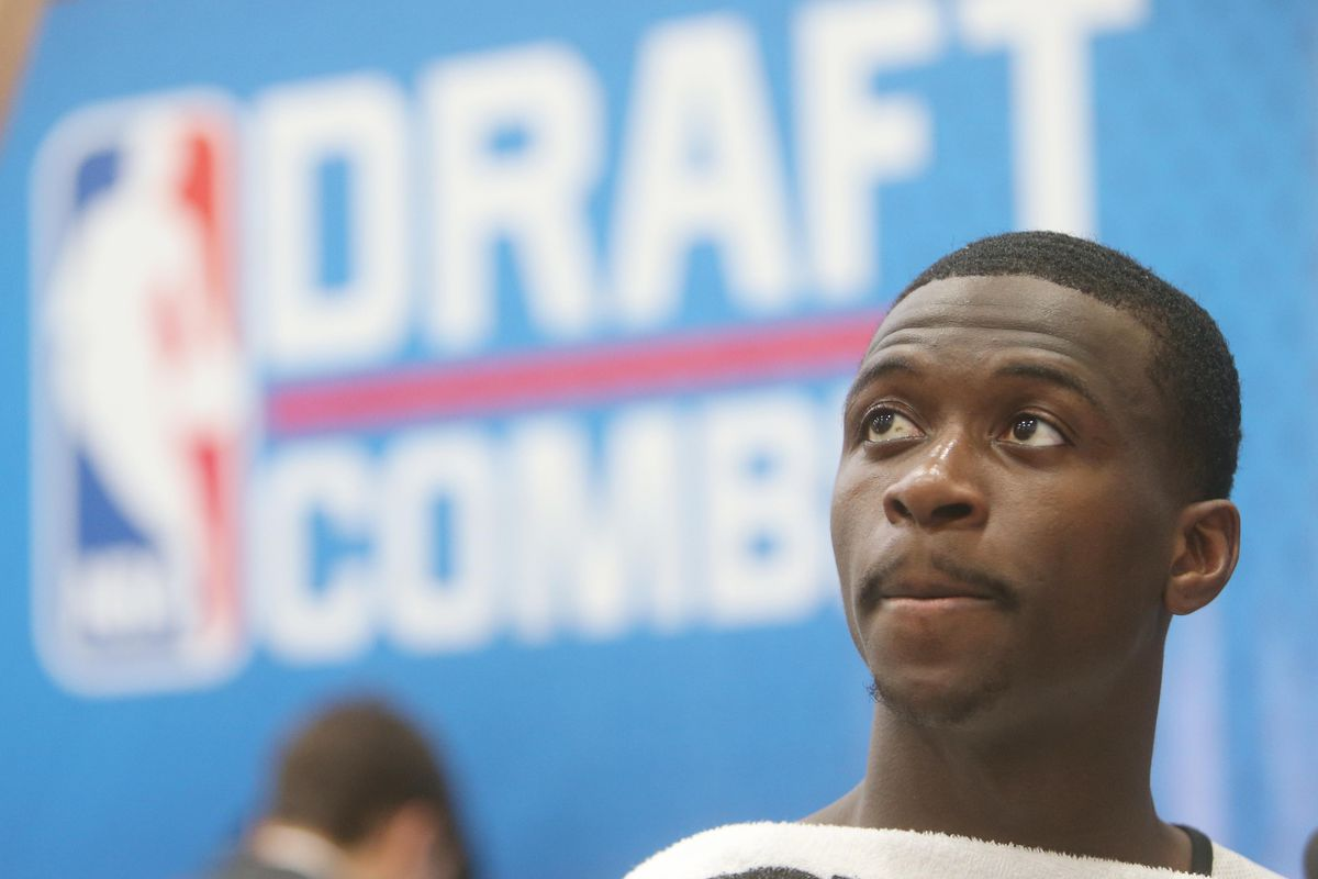 Myck Kabongo may have made some impressions at last week's NBA Draft Combine ...