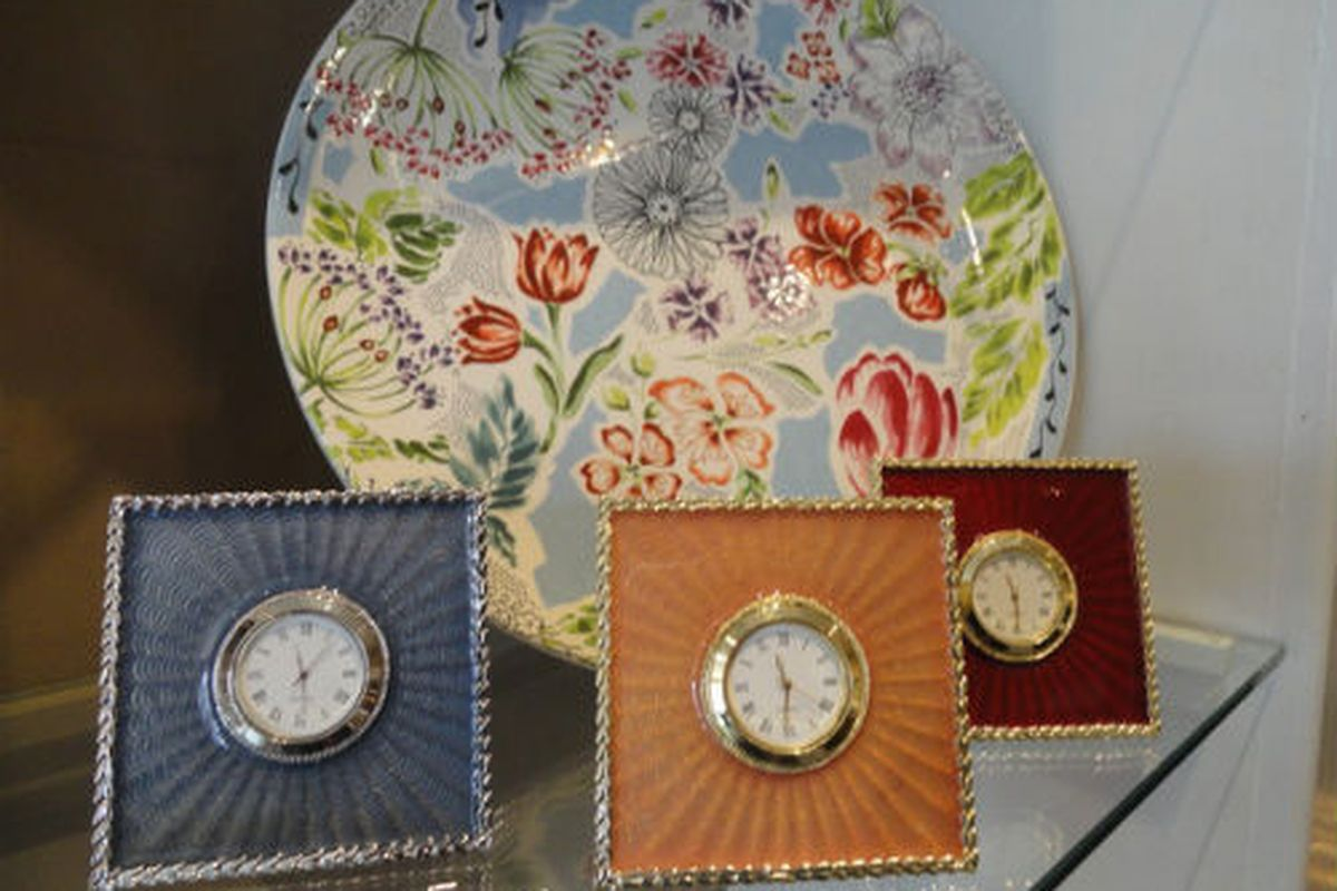 """Some of the goods at Maleka. Image credit: <a href=""""http://brynmawr.patch.com/articles/maleka-celebrating-25-years-in-business"""">Patch</a>"""