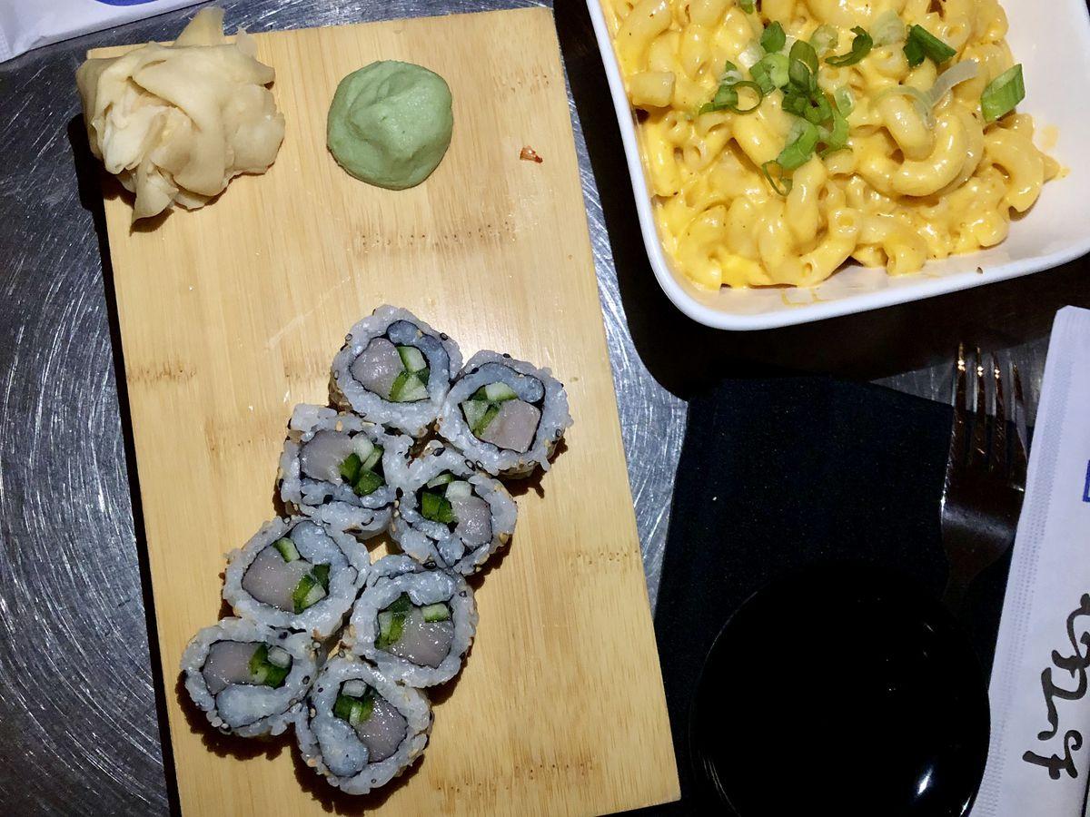 Sushi from Tsunami