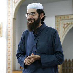 Muhammed S. Mehtar is imam of the Khadeeja Islamic Center in West Valley City, Utah.