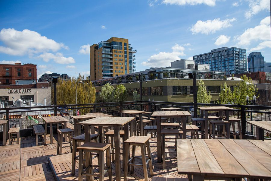 10 Barrel S New Rooftop Patio Will Open To The Public On
