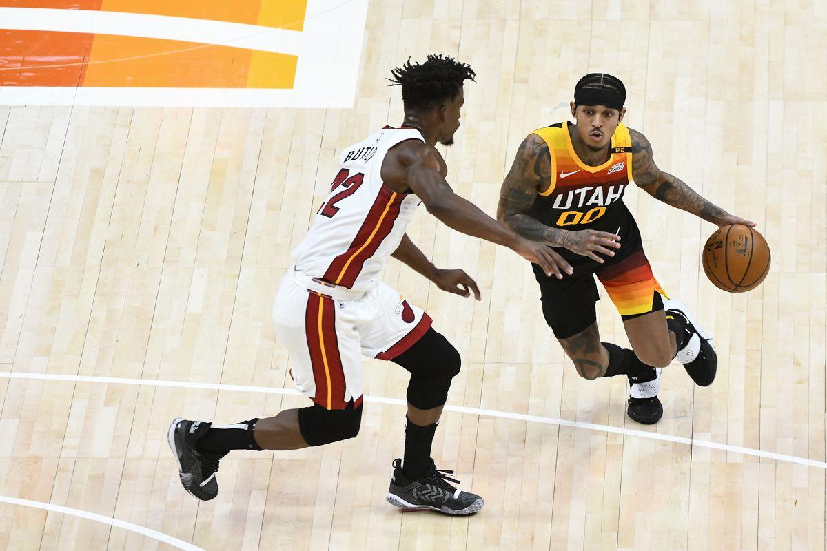 Miami Heat v Utah Jazz