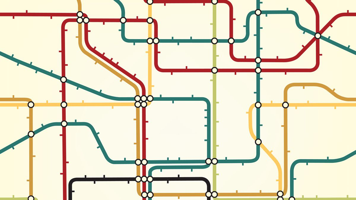How To Outline Story Like Subway Map.15 Subway Style Maps That Explain Everything But Subways Vox