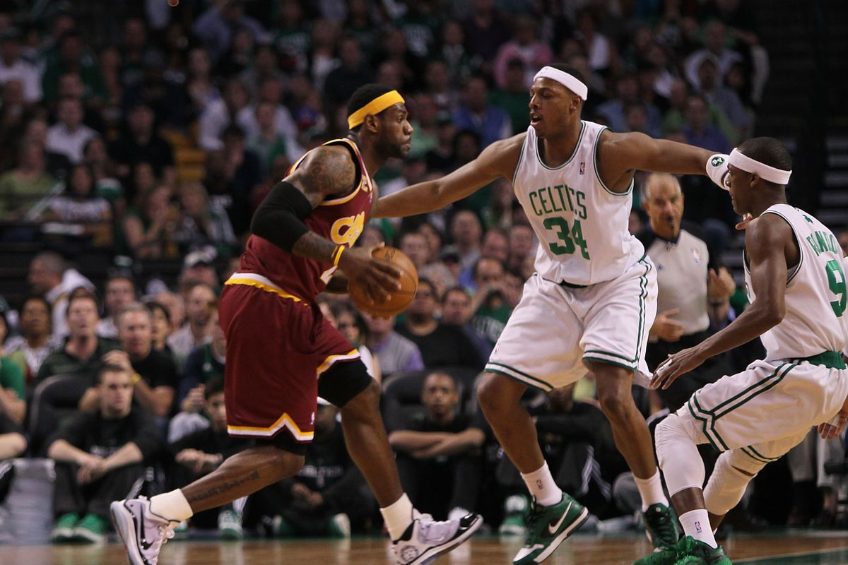 Cleveland Cavaliers v Boston Celtics- Game Three