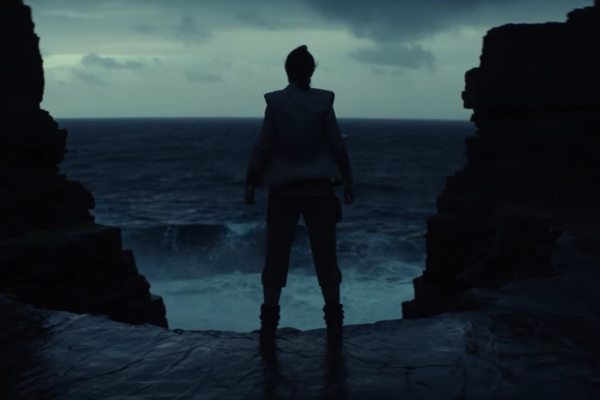 Watch the 'Star Wars: The Last Jedi' trailer right here