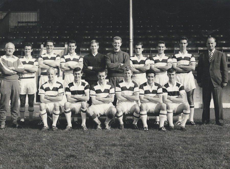 Reading FC 1961-62 Team Photo