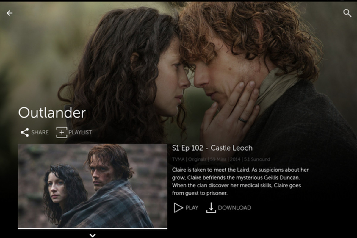 Starz launches $8 99 per month streaming service - The Verge