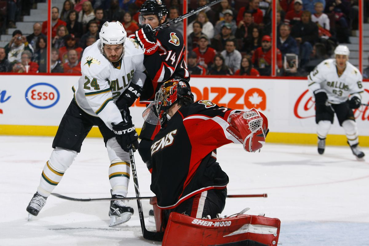 Dallas Stars v Ottawa Senators