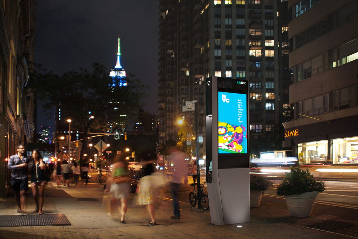 New York City is building 10,000 internet pylons for free ...