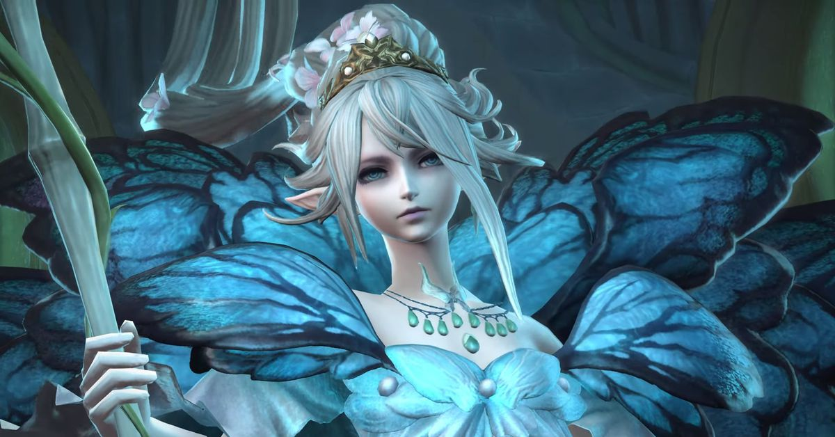 Final Fantasy 14: Shadowbringers' benchmark is available now - Polygon
