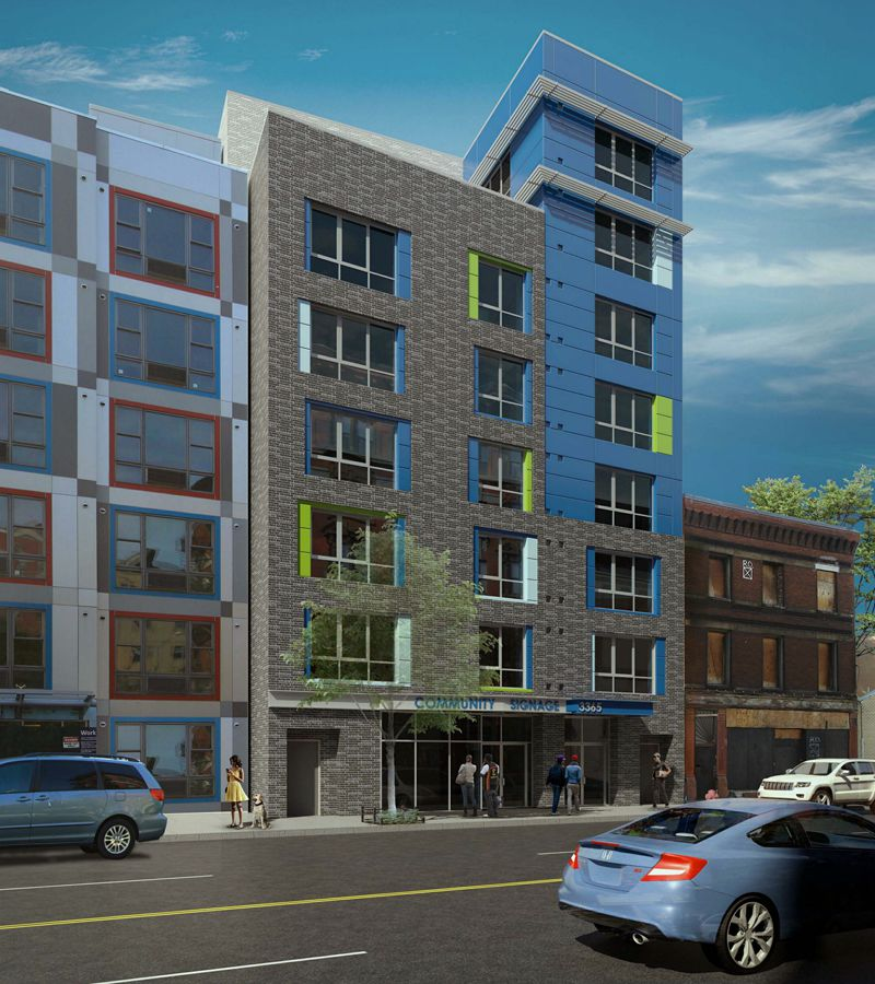 Bronx Affordable Housing In A Passive House Building Now