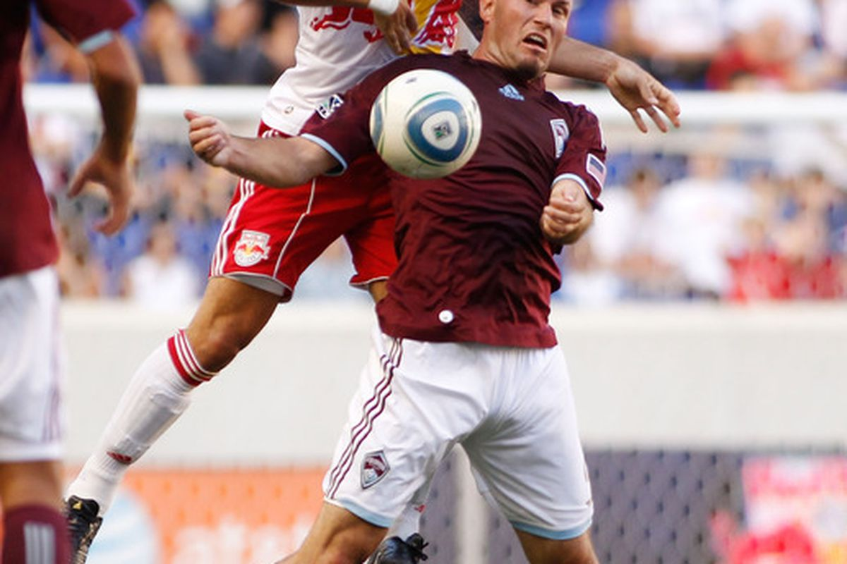 Can the Red Bulls capitalize on the absence of Casey?