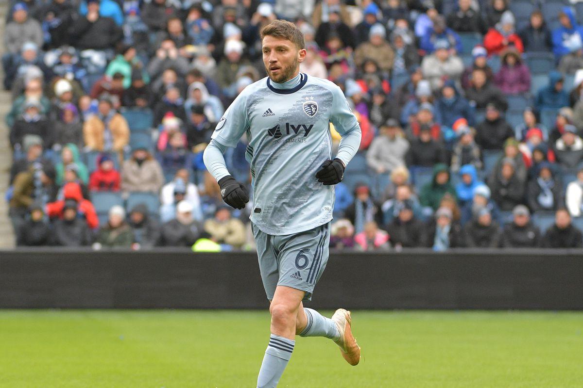 MLS: Montreal Impact at Sporting Kansas City