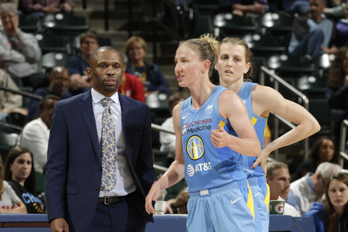 James Wade, Courtney Vandersloot and Allie Quigley are with Russian powerhouse UMMC Ekaterinburg this WNBA offseason.