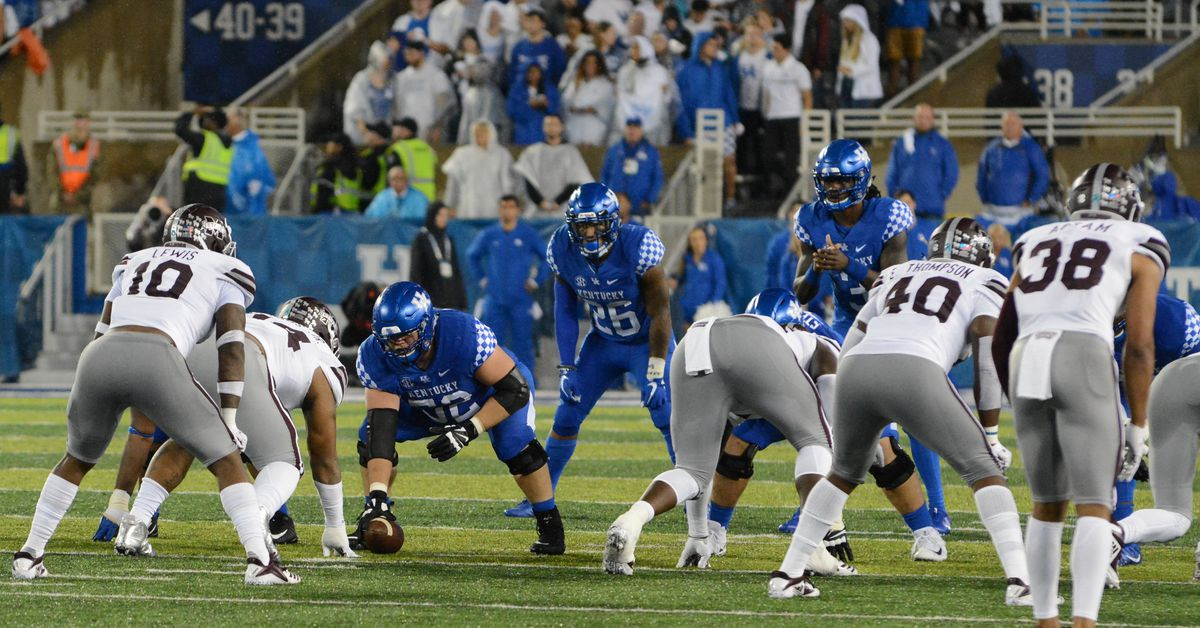 Kentucky Football: Top 5 moments from the first half of the season - A Sea Of Bl...