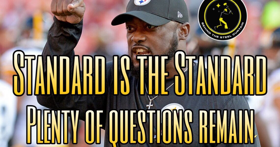 Podcast: Surging Steelers get week off, but many questions remain