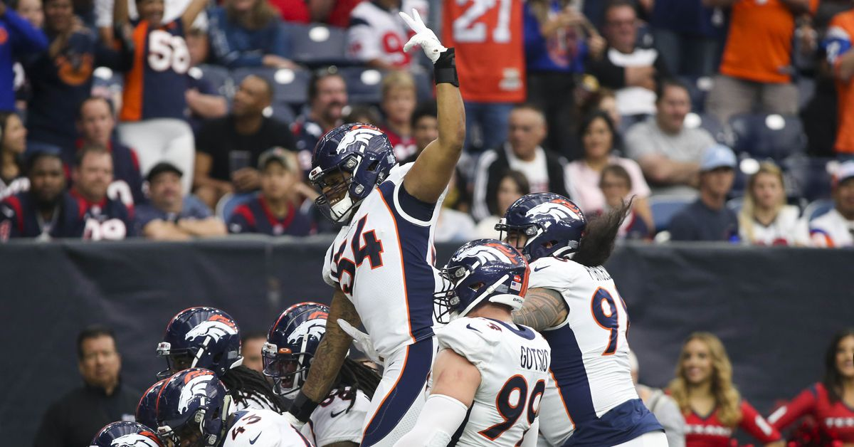 Plenty of game ball worthy performances in Broncos 38-24 win over Texans