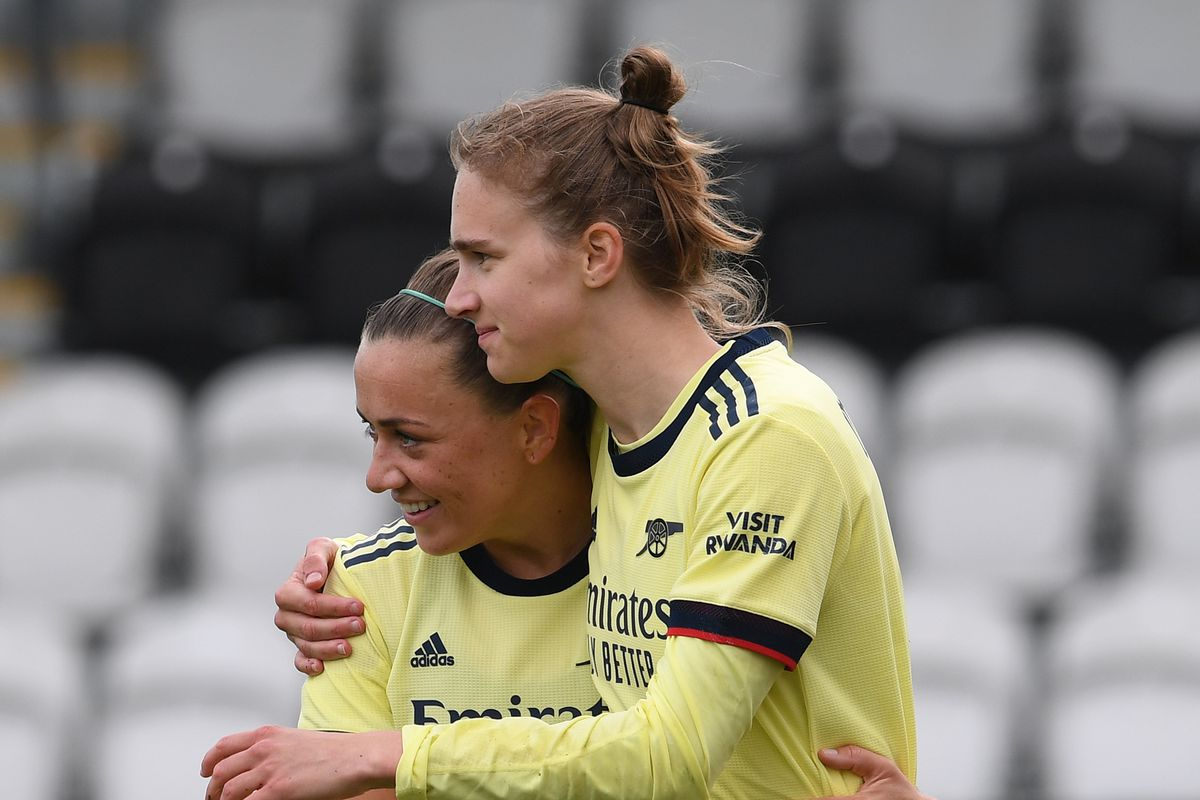 Arsenal Women v Crystal Palace Women: Vitality Women's FA Cup 5th Round
