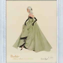 Busy Philipps' Lisette Barbie Lithograph