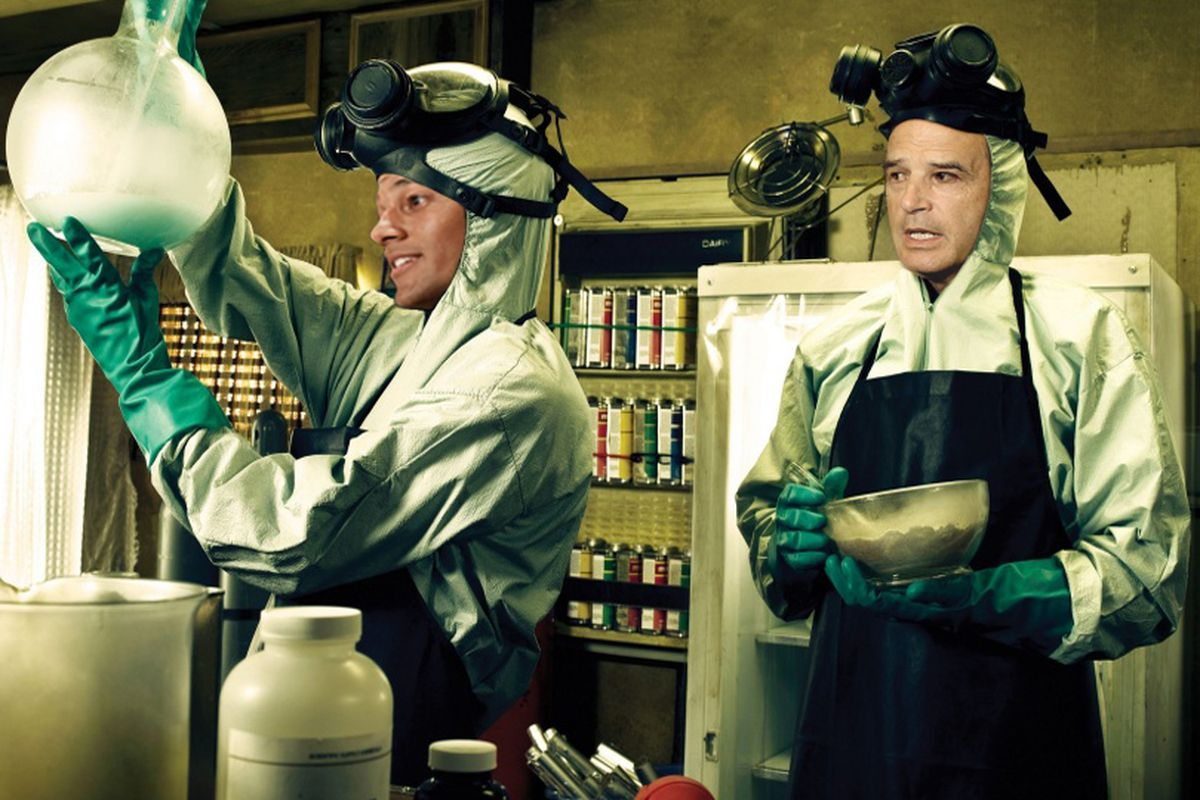 JAMES, we'll cook in the SEC!