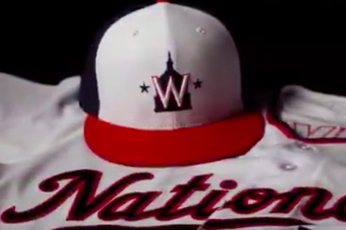 new arrival 2ab87 68294 Screencap from video via  Nationals on the Twitters. The Washington ...