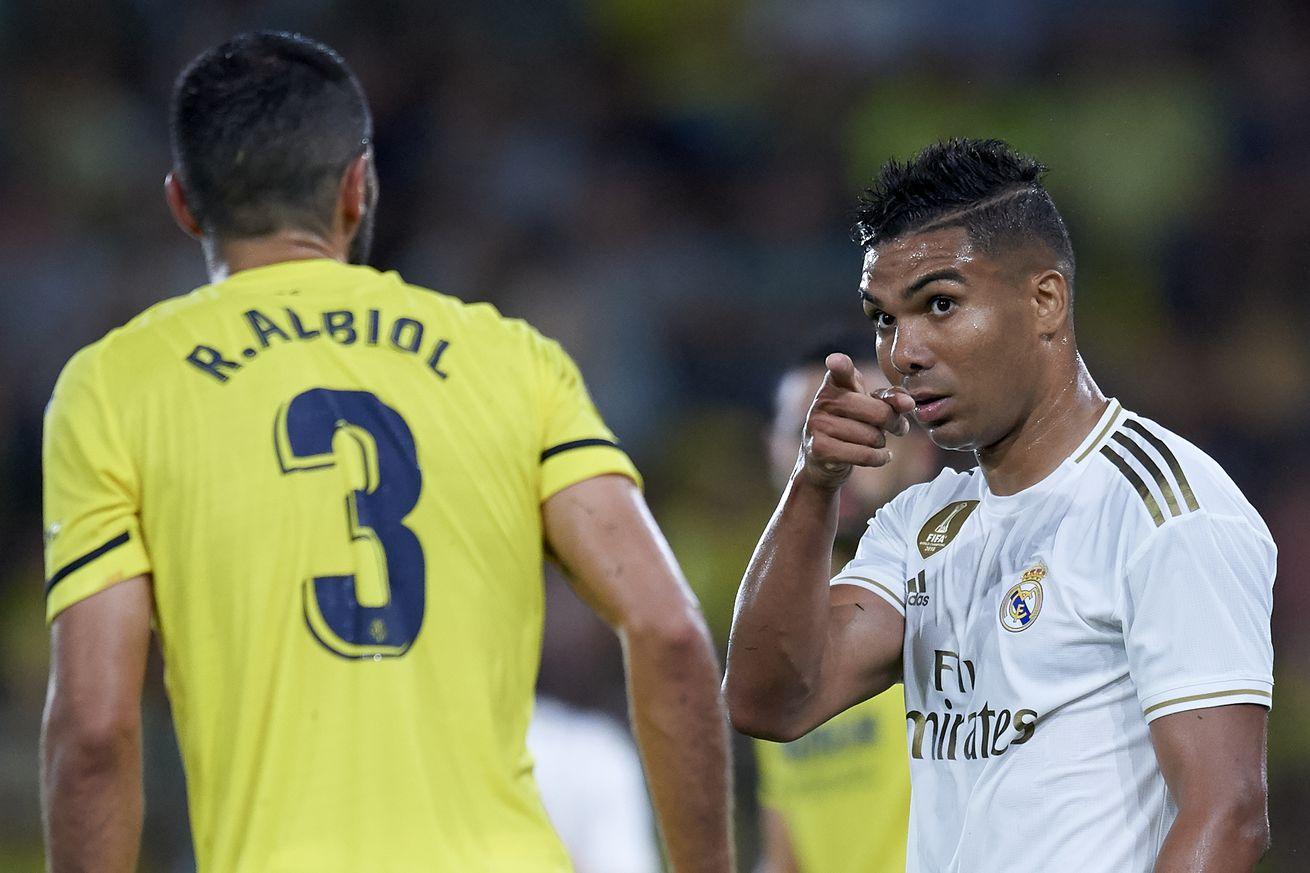 Casemiro is not the answer