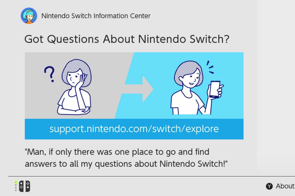Nintendo Switch Amelia