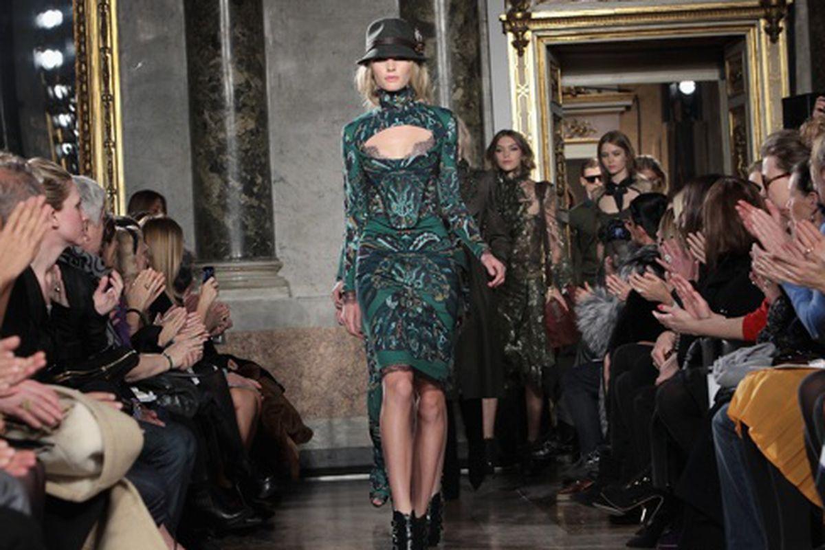 Pucci Autumn/Winter 2011/2012, via Getty