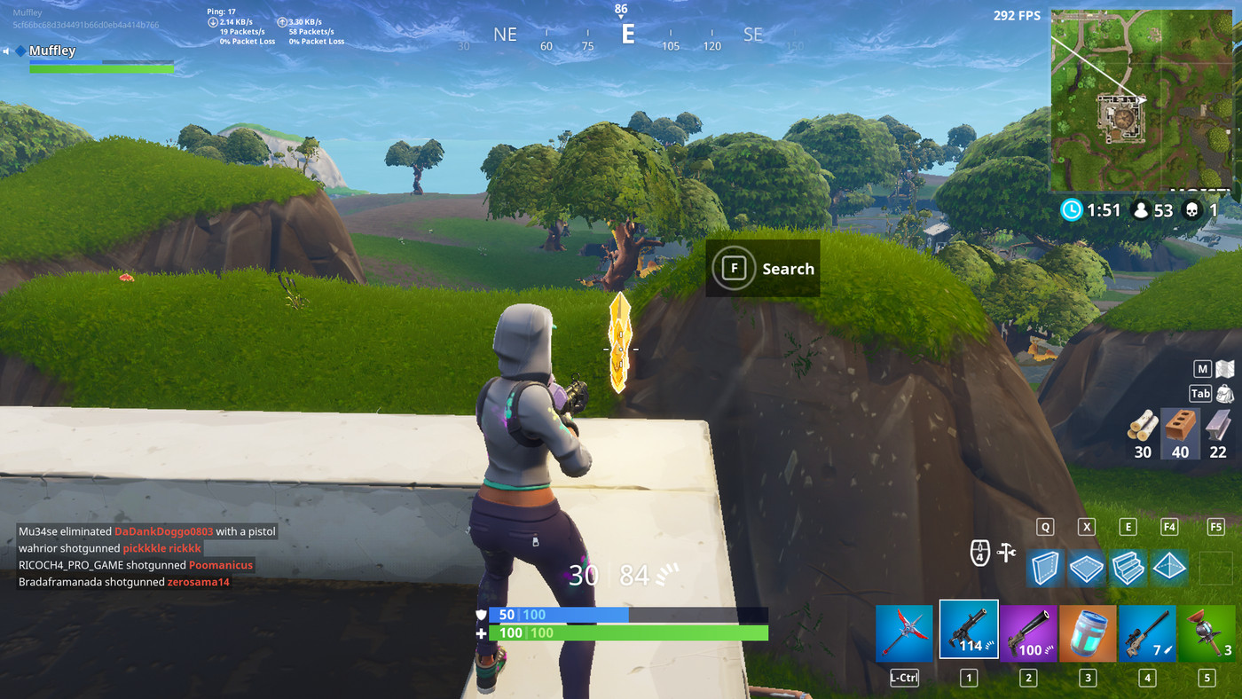 How to solve Fortnite's hidden challenges for free Battle Pass tiers
