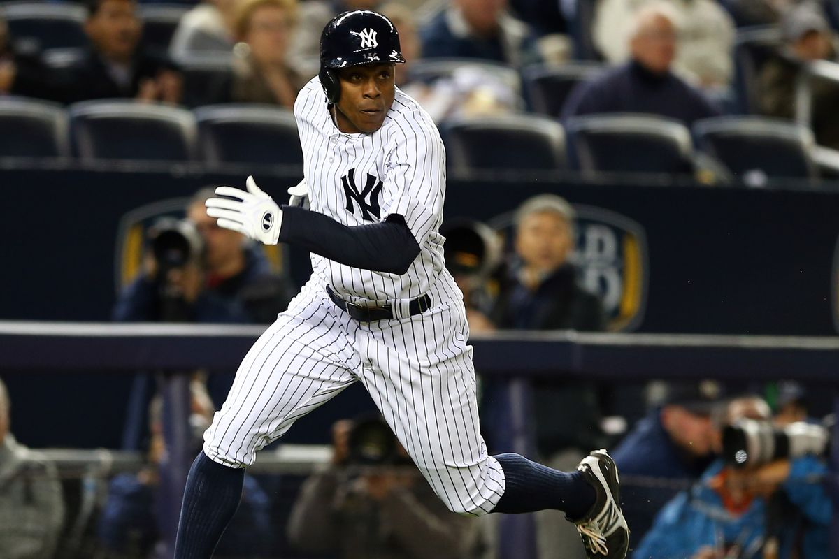 Curtis Granderson injury: Yankees OF will miss at least 4