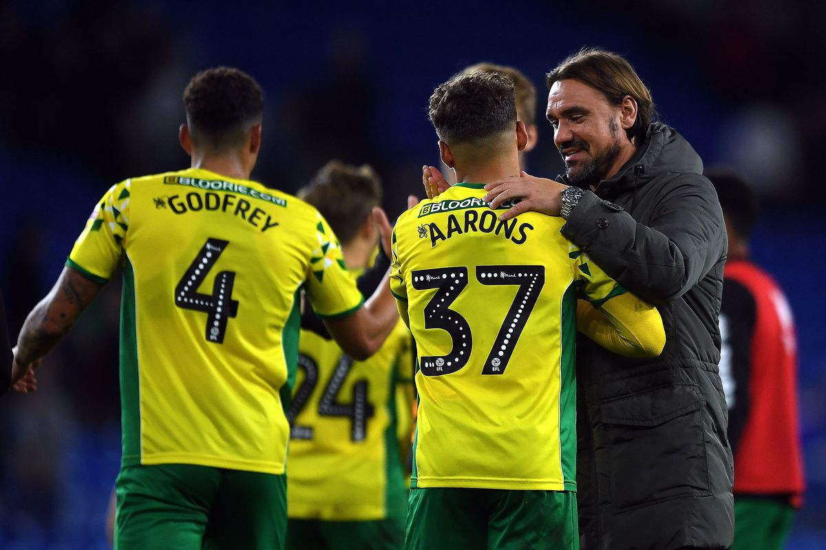 Cardiff City v Norwich City - Carabao Cup Second Round