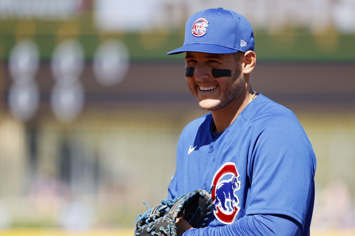 Anthony Rizzo is ready to just play — whether the Cubs want to keep him around or not.