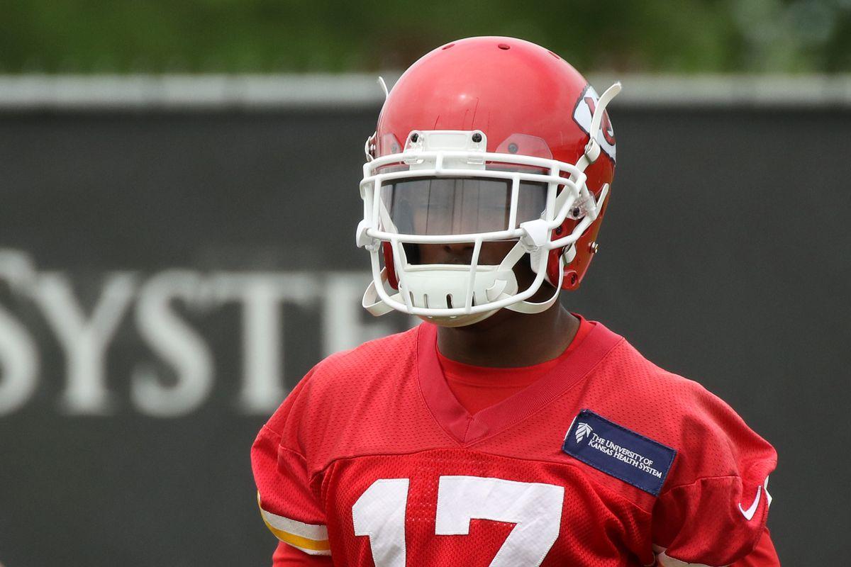 NFL: MAY 23 Kansas City Chiefs OTA
