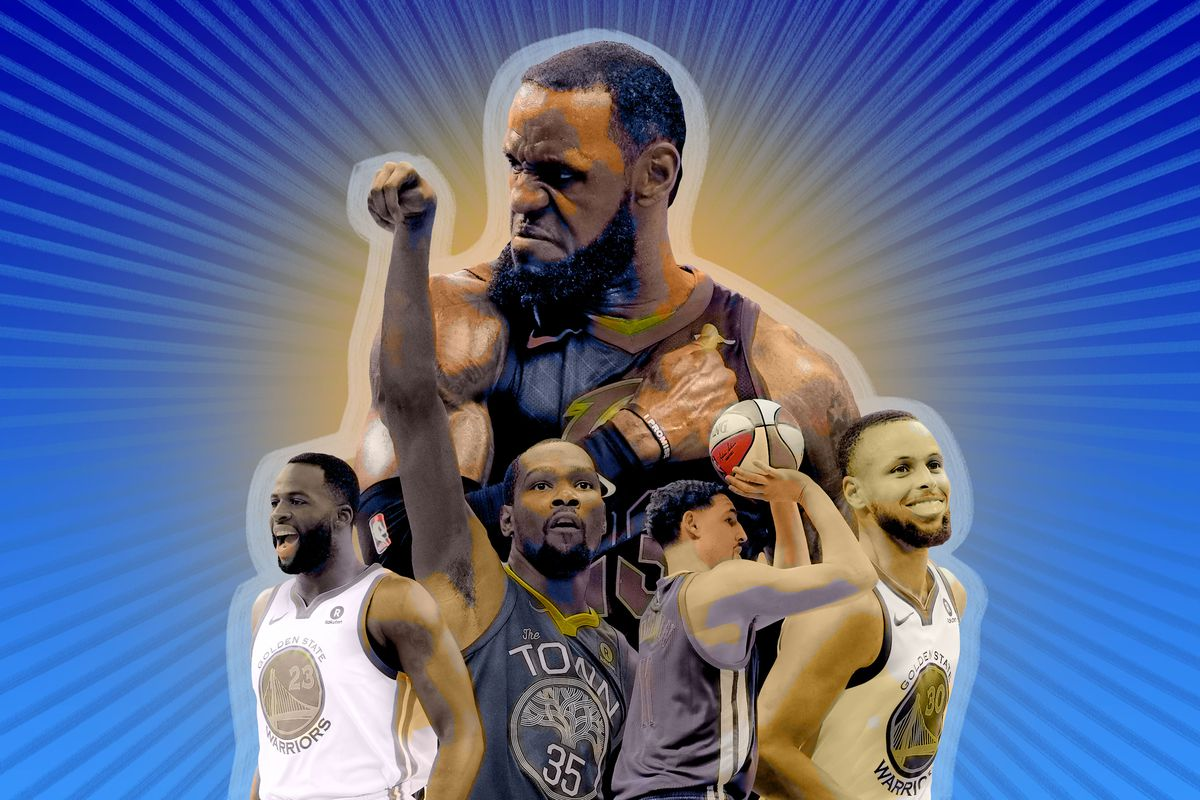LeBron s Best Shot at Stopping the Unstoppable Warriors - The Ringer 16cd3c13e