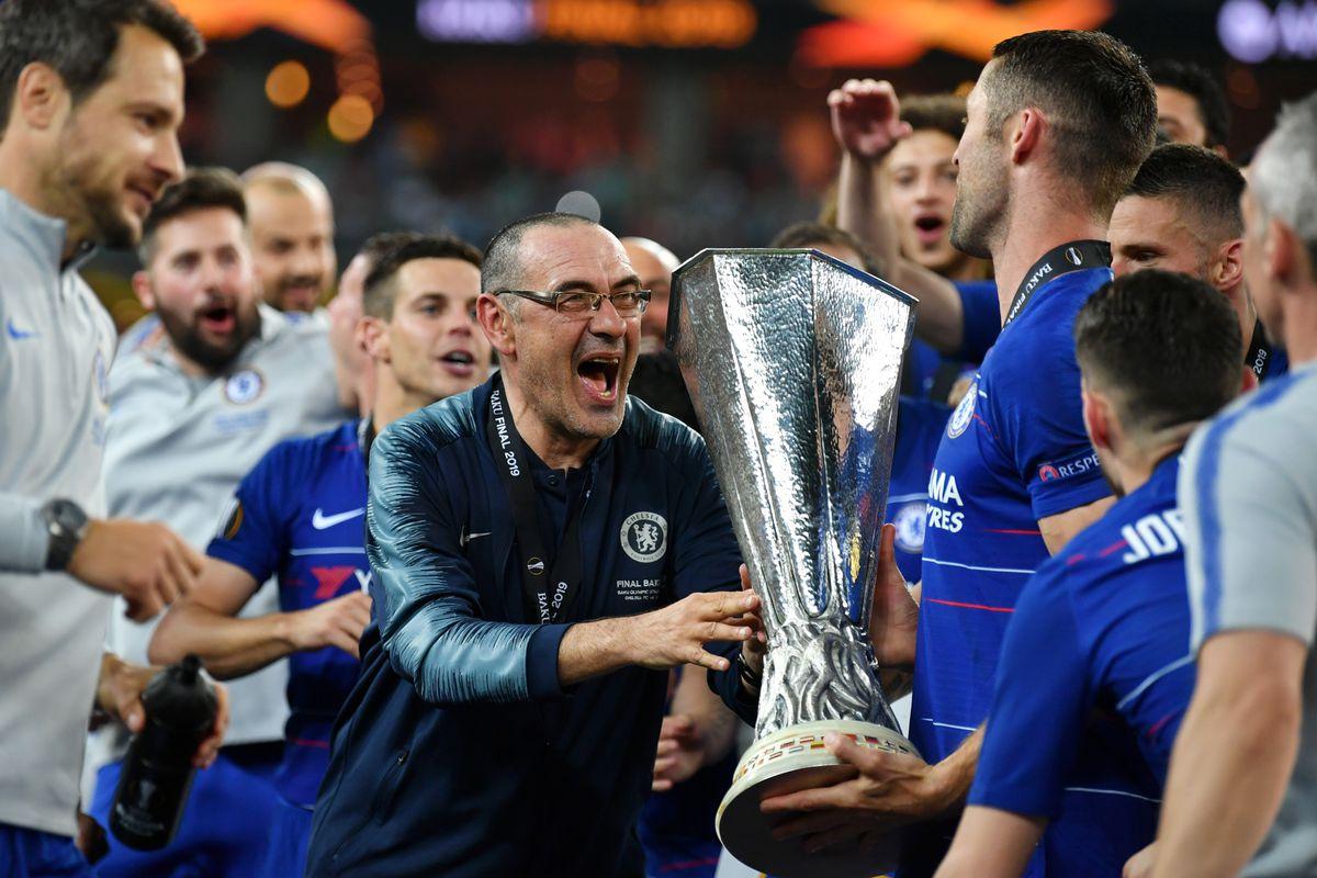 Chelsea v Arsenal - UEFA Europa League Final